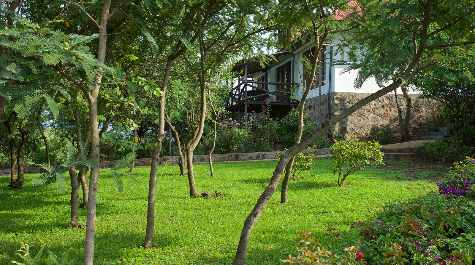 Bashay Rift Lodge - Green oasis