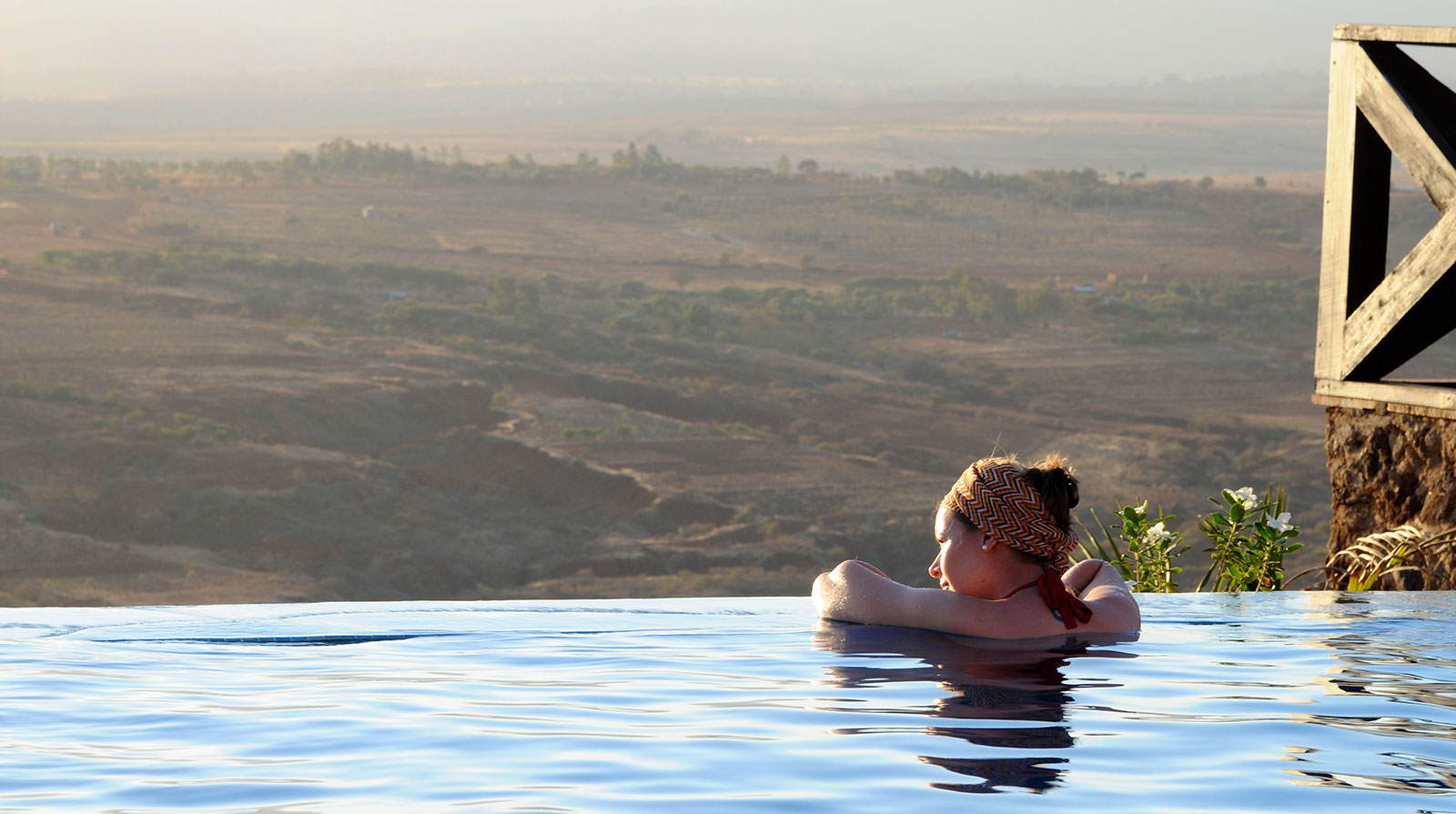 Bashay Rift Lodge - Relaxing time