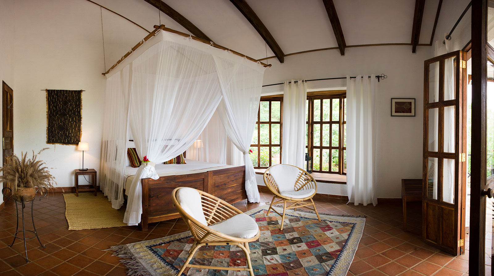 Bashay Rift Lodge - Tradition & Comfort